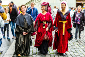 Historic People at Berne Rathausfest 2017
