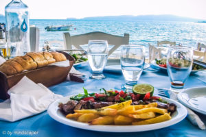 Mediterranean Lunch at The Beach - Qulinaria