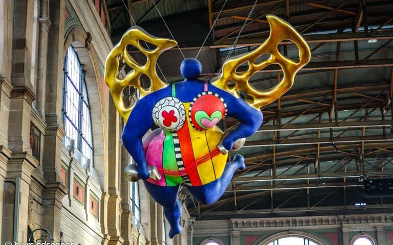 Schutzengel von Niki de St. Phalle - Art