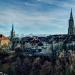 Old City of Berne Skyline in HDR