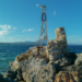 Old Faro And The Seascape - Mediterranean Sea Story