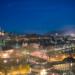 HIstorical Museum Berne and Dalmazi Bridge - Berne by Night in H