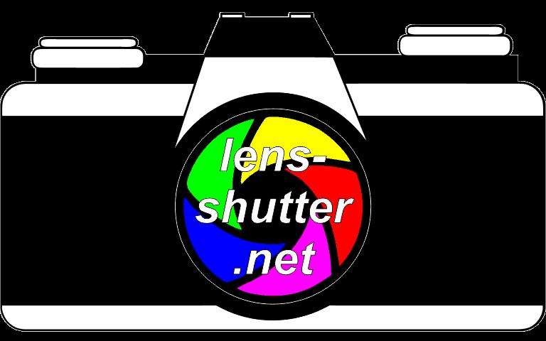 Lens Shutter Logo