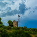 Storm Approaching at Old Tower - Memi Vigla - Mediterranean Weather