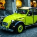 Deux Chevaux in Yellow Black - Museumsnacht Bern 2018