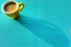 Espresso Lungo – Long Shadow Yellow Espresso