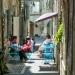 Coffeetime People in Unteres Gerechtigkeitsgässchen - Berne Street People