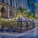 Kornhaus Café - Berne by Night