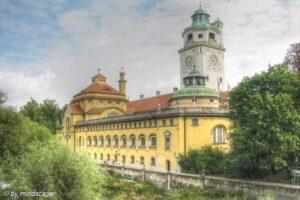 Müller'sches Volksbad, Munich