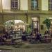 Volver Bar Tapas Café on a Spring Night