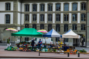 Fruit Market at Casino Platz