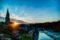 Sunrise at Berne Minster