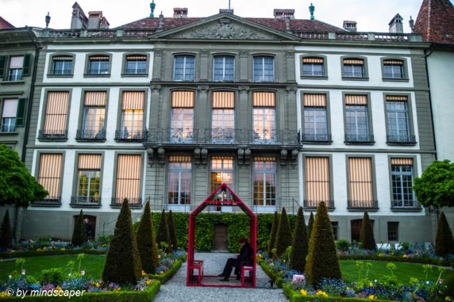 Red Castle - ArtStadtBern2019