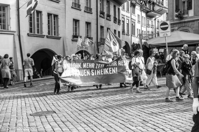 Frauenstreiktag 2019 - Berne