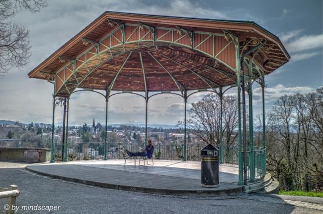 Kleine Schanze Pavillon
