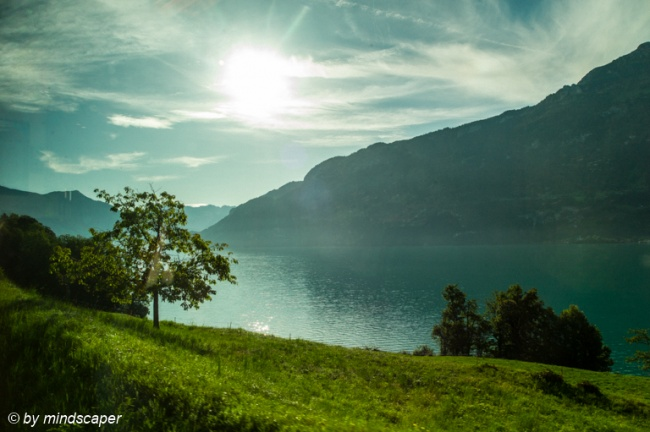 Lake Brienz in the Morning Light