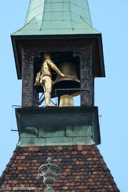 Hammering Clockman of Zytglogge