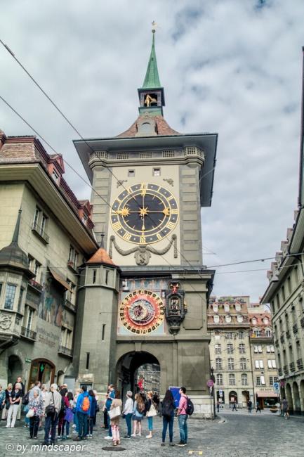 Zytglogge - After Renovation 2018 - Berne Cityscape