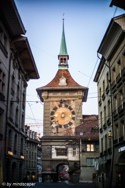 Zytglogge West Clock
