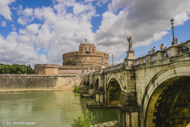 Sant'Angelo Castello e Ponte - Roma