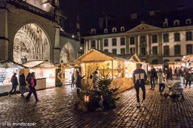 Christmas Market at Minster Square