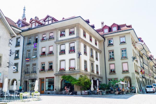 Summertime & Lunchtime at Rathausplatz