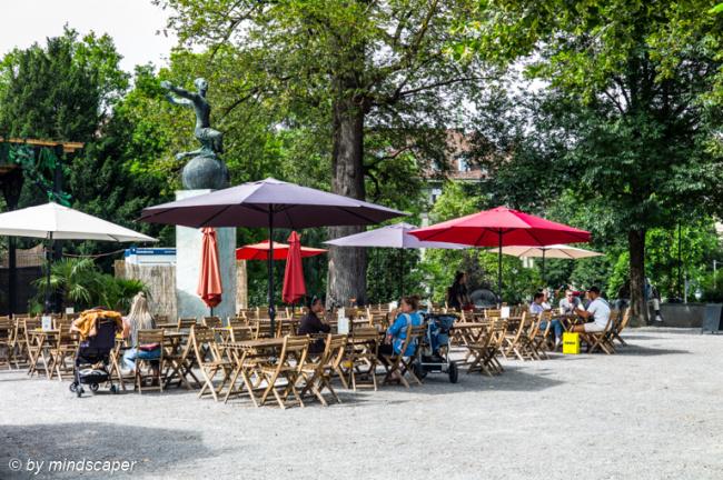Summerfeeling at Mosaik (Kleine Schanze)