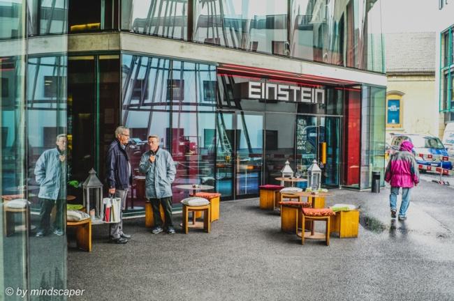 Einstein Restaurant in Aarau