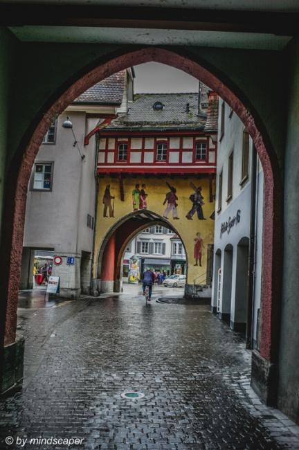 City Gate at Oberer Turm (Obertor) Aarau