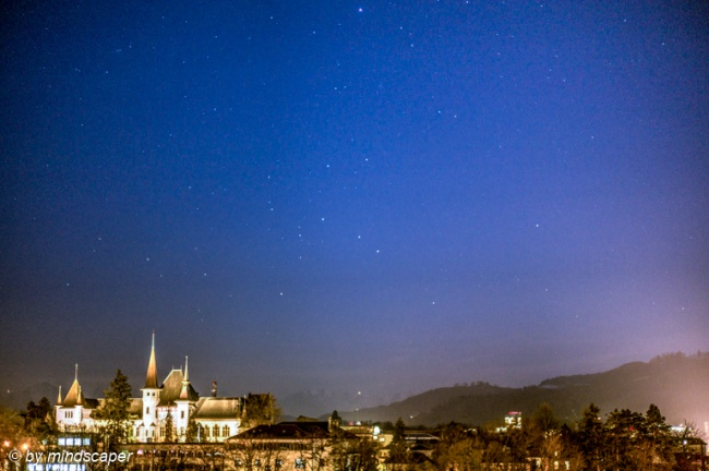 Stary Night at Historical Museum Berne