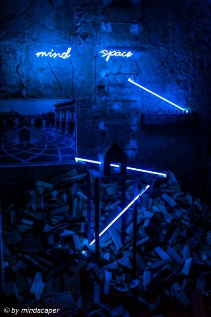 Mind Space in Blue - ArtStadtBern2019
